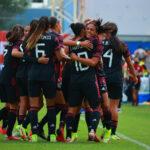 La Selección Femenil Mexicana brilla ante Argentina