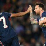 Lionel Messi le dió el triunfo al PSG tras enfrentamiento con el Leipzig