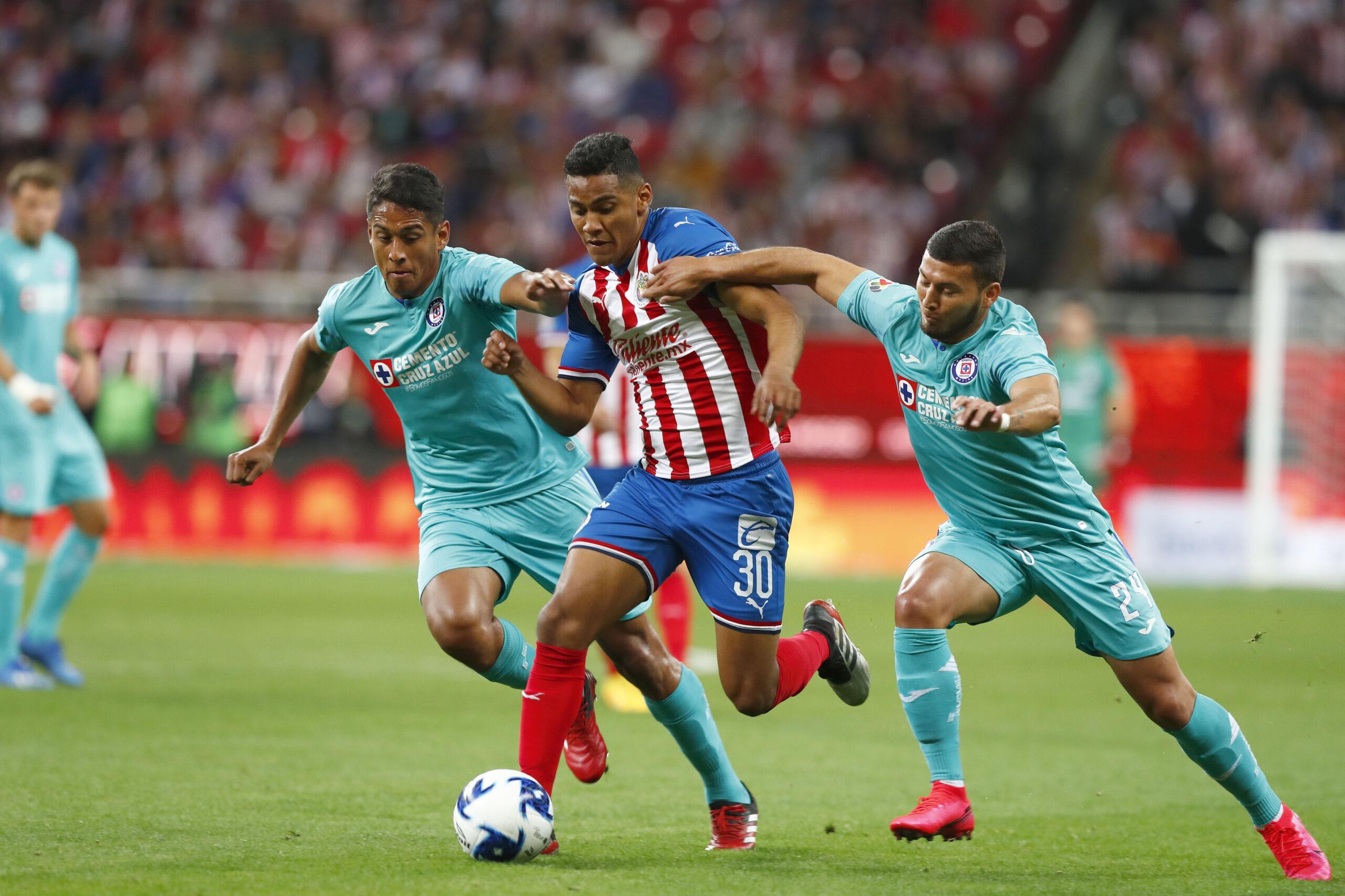 Cruz Azul y Chivas buscan asegurar su boleto a la Fase Final